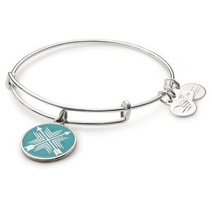 Alex and Ani arrows of friendship silver